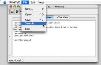 Selecting L&F Programmatically