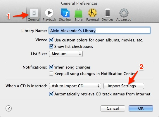 How I significantly improved my iTunes song quality