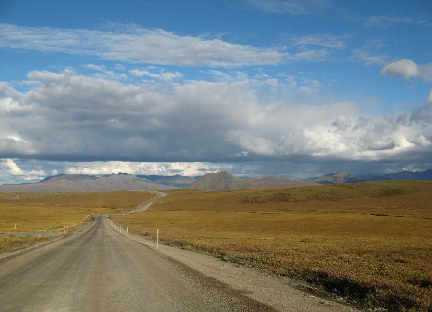 two great things about driving the dalton highway