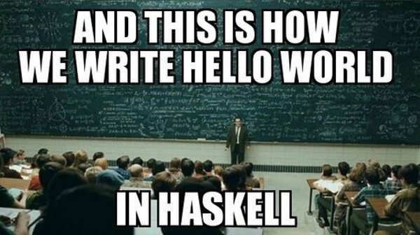 How To Write Hello World In Haskell Alvinalexander Com