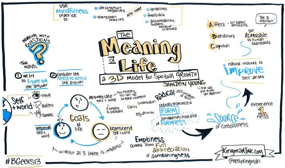 The Meaning Of Life By Shinzen Young Alvinalexander Com