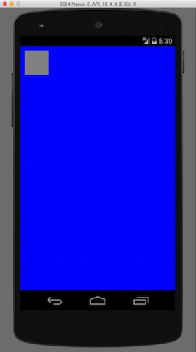 How to draw a rectangle in Android (using onDraw method of View