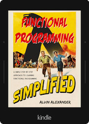 Kindle version of Functional Programming, Simplified