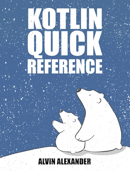 Kotlin Quick Reference cover