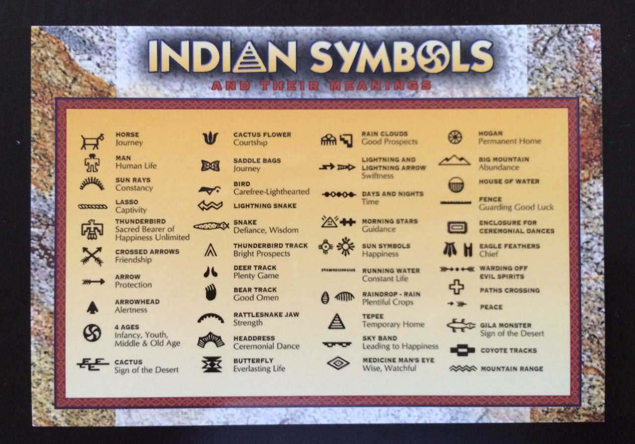 Indian symbols and their meanings alvinalexander biocorpaavc Images