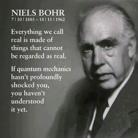Niels Bohr on quantum mechanics