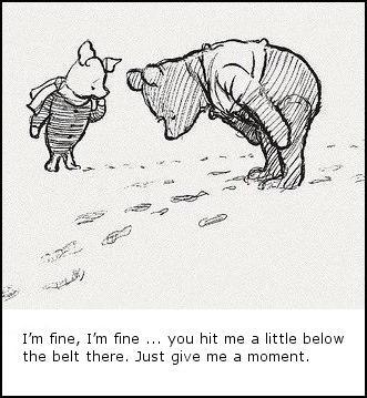 Bad lip reading (Winnie The Pooh)   alvinalexander.com