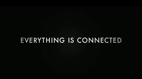Everything is connected (Cloud Atlas)