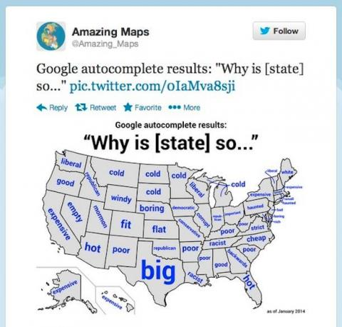 Why is state so (Google search results)