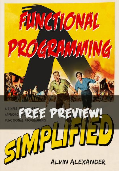 Functional Programming, Simplified - free preview