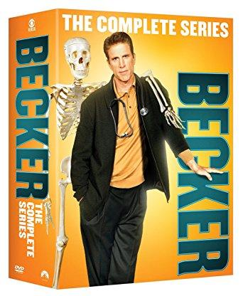 Becker TV series now on DVD
