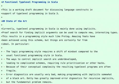 Functional Typelevel Programming in Scala (Martin Odersky)