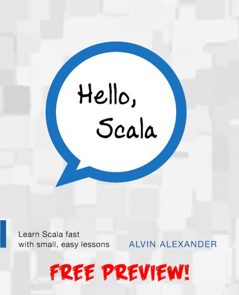 Hello, Scala (free preview)