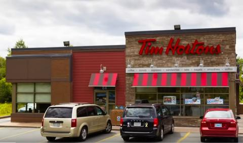 Why Tim Horton's struggles in the United States