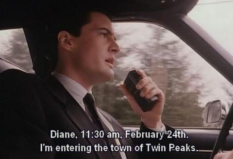 Happy Twin Peaks Day! (February 24th)