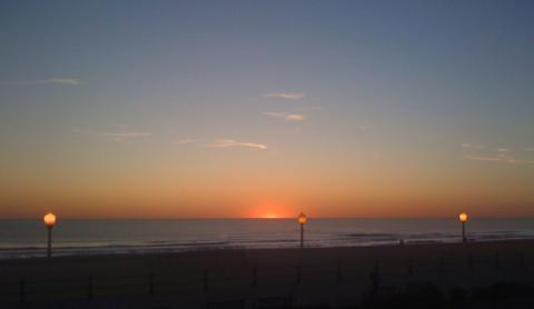 Another tequila sunrise (Virginia Beach)