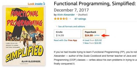 Holiday Sale: Functional Programming, Simplified