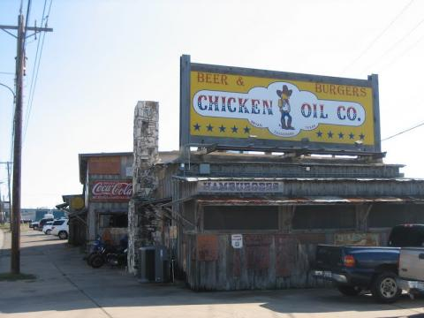 Chicken Oil Company, Bryan, Texas
