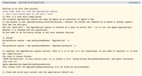 Java 7 Preview For Mac