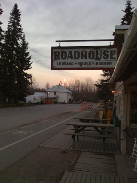 The Talkeetna Roadhouse (Talkeetna, Alaska)