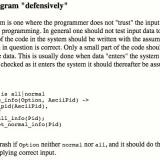 Erlang: Do not program defensively