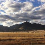 Drive back from Golden, Colorado (and Lady Cab Driver)