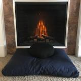New meditation cushion (zabuton)