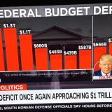 A huge federal deficit is not a good idea