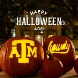 Happy Halloween, 2019, from some folks at Texas A&M University
