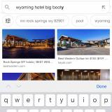 Wyoming big booty hotel