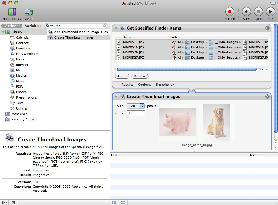 Free Mac batch thumbnail creation | alvinalexander com