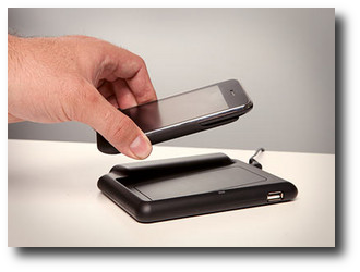 AirVolt iPhone wireless charging system - Photo 1