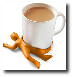 Geek gift ideas for under $10 2009 - Splat Stan mug