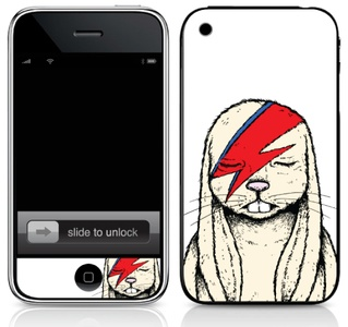 Skins for iPhone - Infectious (J Rogers)