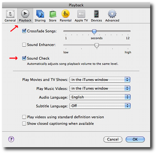 iTunes volume control - How to normalize iTunes volume for your music