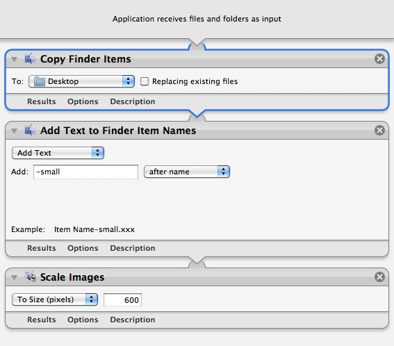 Mac image scaling - A Mac Automator application workflow to scale Mac images