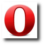 Opera web browser for Mac OS X