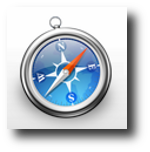 Safari web browser for Mac OS X