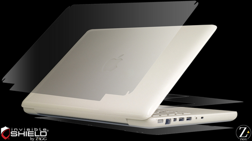Zagg MacBook protective shell/film