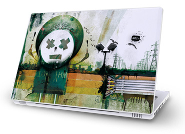 MacBook skins - whynot design