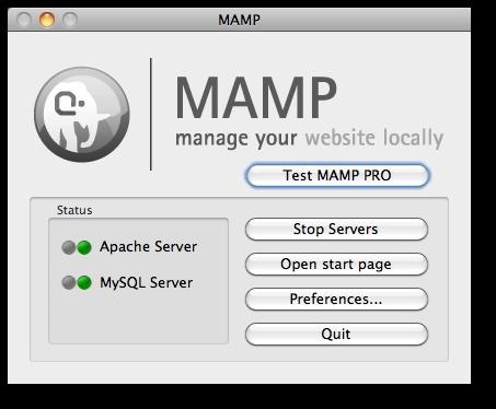 php mac